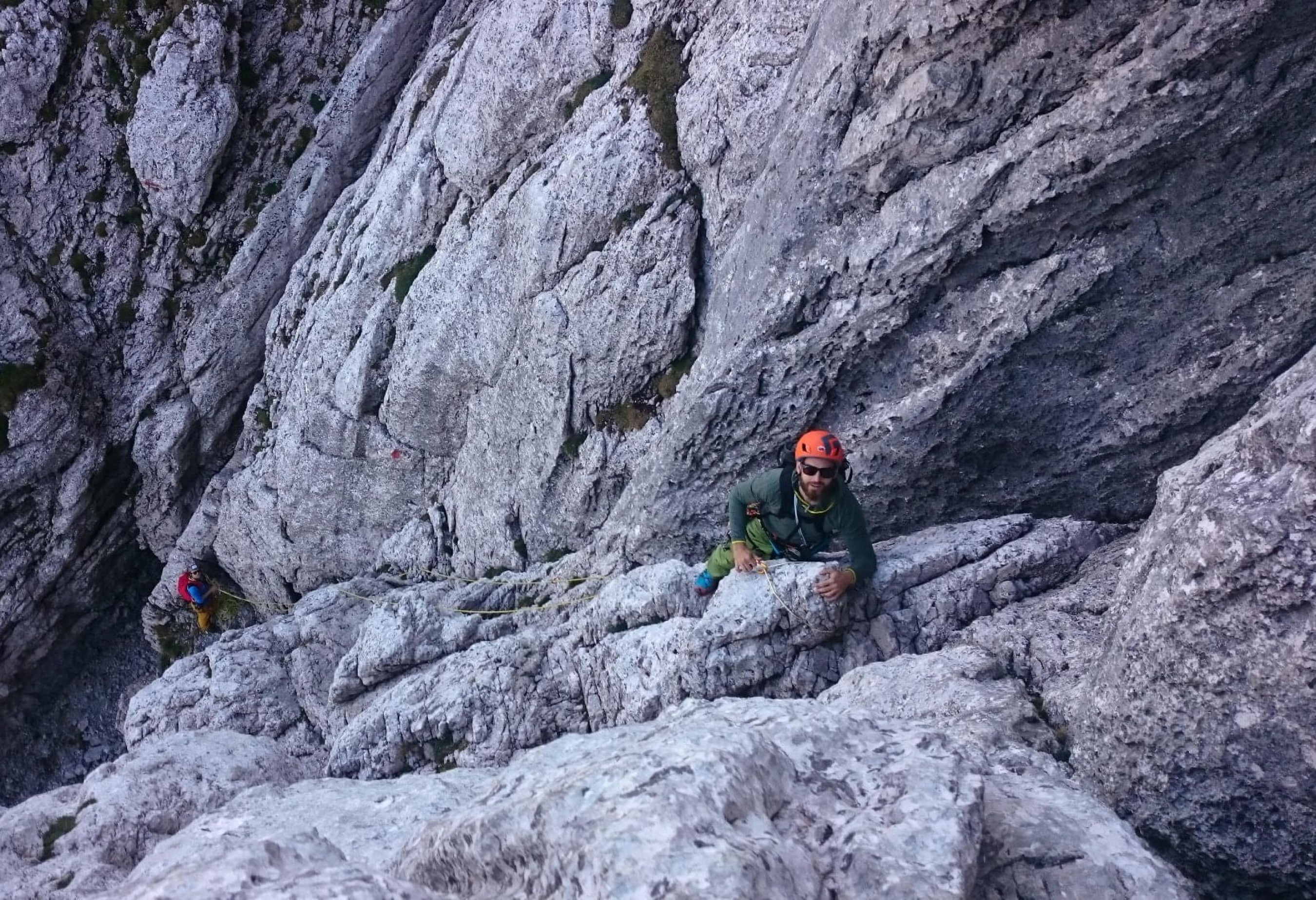 Klettersteig Johann : Check der hochalmblick klettersteig d e bergwelten